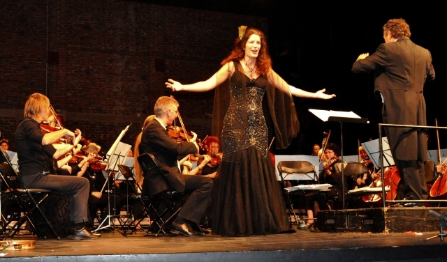 Théâtre du Beauvaisis. Avec l'Orchestre Philharmonique de l'Oise, sous la direction de Thierry PELICANT.