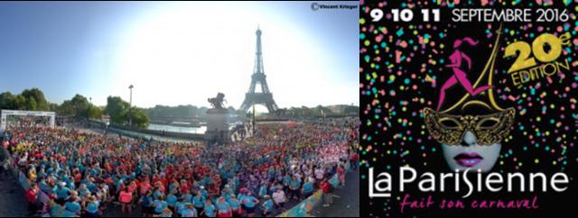 La Parisienne - Edition 2016