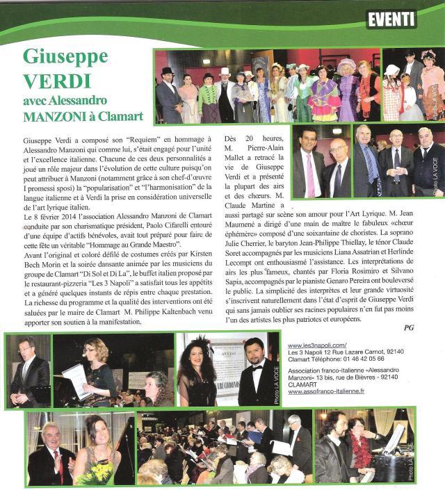 La Voce - N°78- Avril-Mai 2014