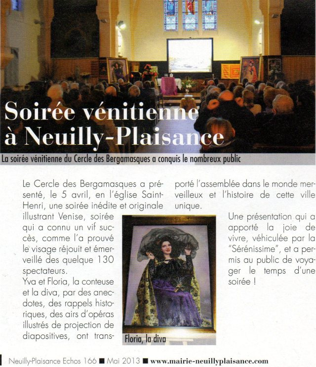 Neuilly-Plaisance - Echos 166 - Mai 2013