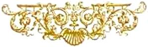 Arabesque dorée