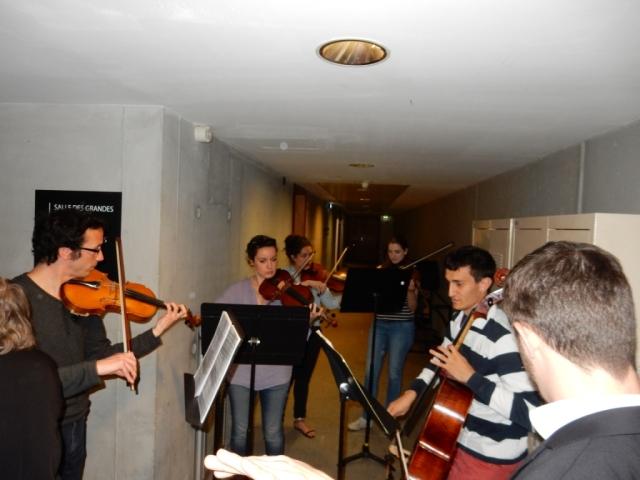 Fuga Libre - Concert Centre Culturel Auguste Dobel - 30 mai 2015 (2)